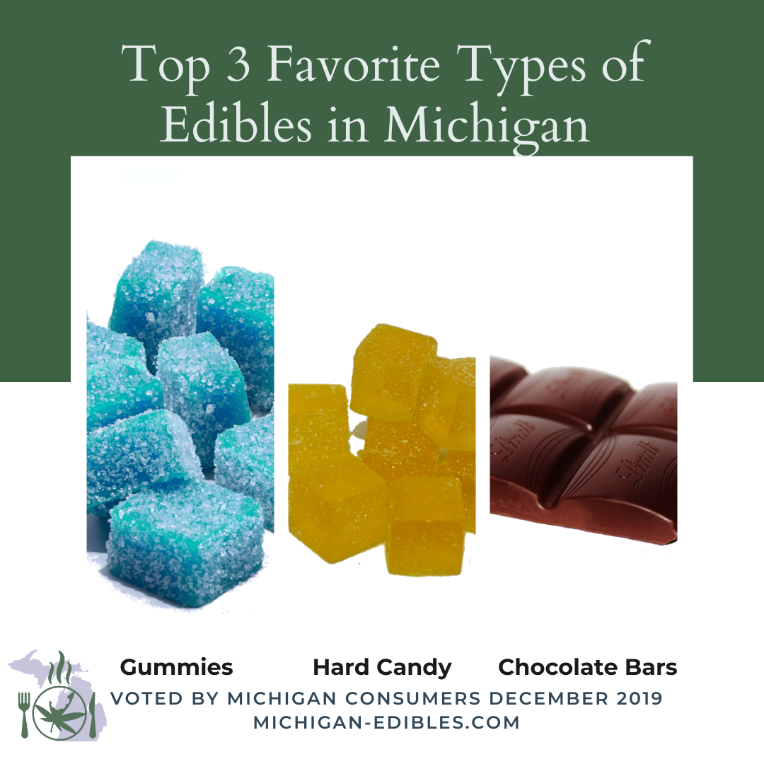 MIchigan's Favorite Cannabis Edible 2019