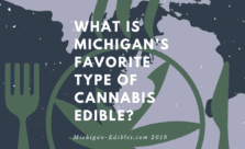 Michigan favorite cannabis edible