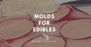 Molds for Edibles www.michigan-edibles.com