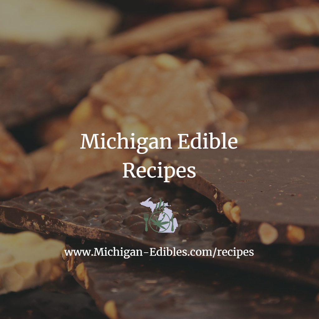 Michigan edible recipes